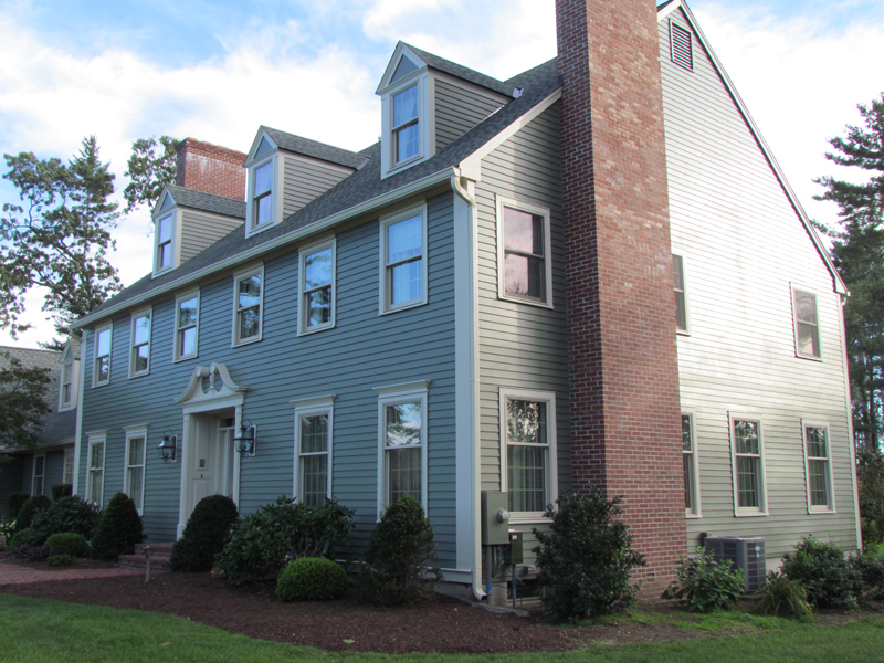 Exterior Painting-Wilbraham MA