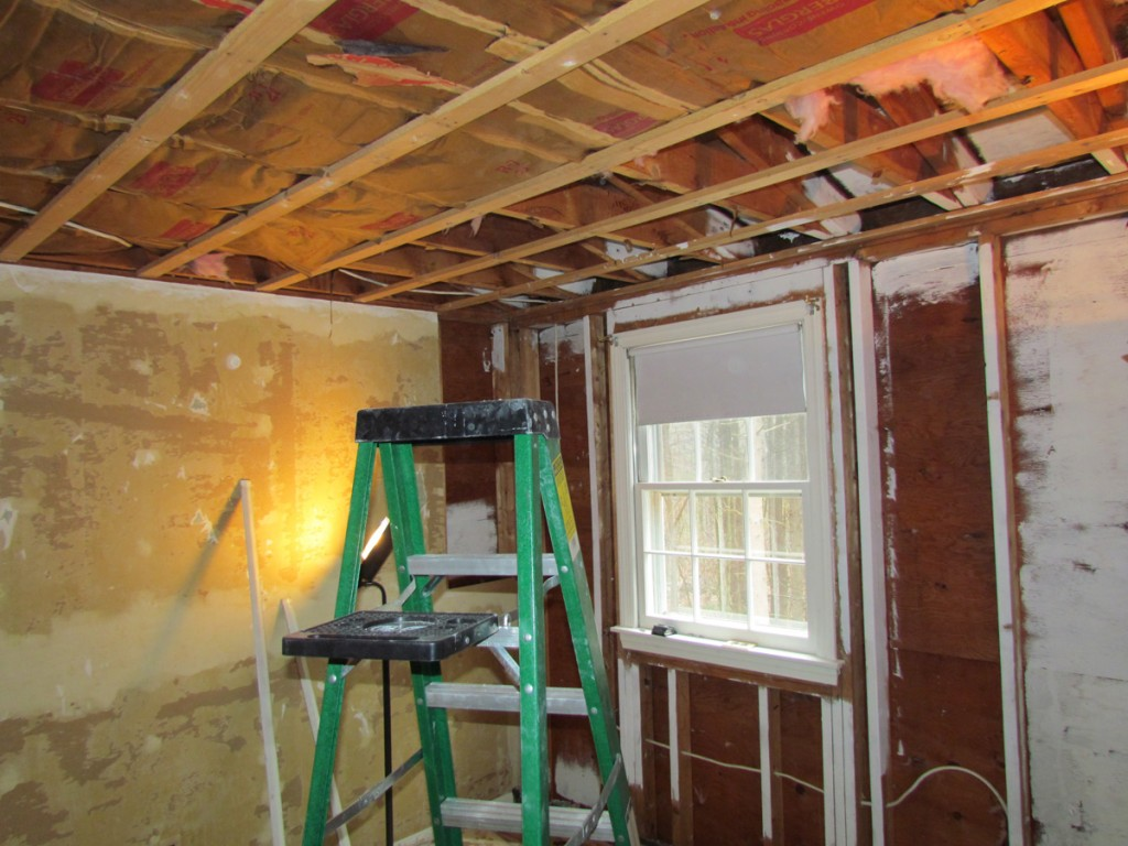 Interior Drywall Replacement