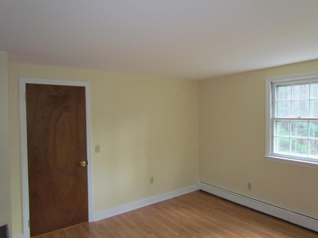interior finished room remodel