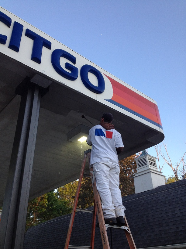 Gas Station Maintenance